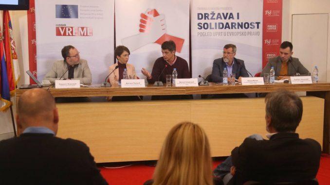 Gde je nestala novinarska solidarnost u Srbiji? 1