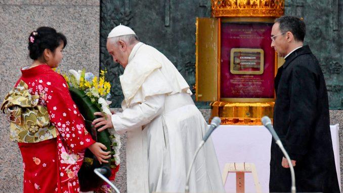 Nagasaki: Papa pozvao na napuštanje nuklearnog oružja 3