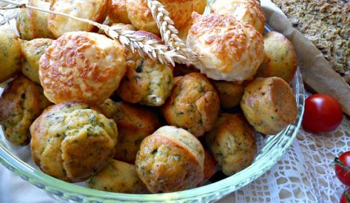 Recept nedelje: Slani kolačići sa spanaćem 15