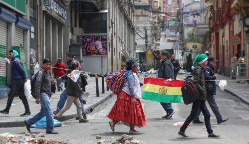 Demonstracije Moralesovih pristalica, crkva pozvala na dijalog 10
