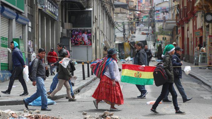 Demonstracije Moralesovih pristalica, crkva pozvala na dijalog 2