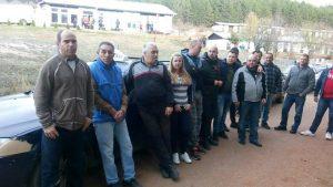 Migranti napali taksistkinju u Pirotu, taksisti protestovali 2