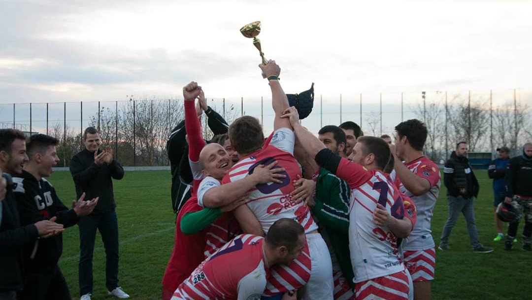 Ragbi 13: Crvena zvezda ponovo prvak Srbije 3