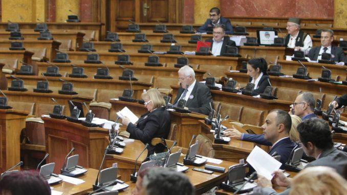 Marković: Opozicija 329 dana ne dolazi u parlament, a prima platu 1