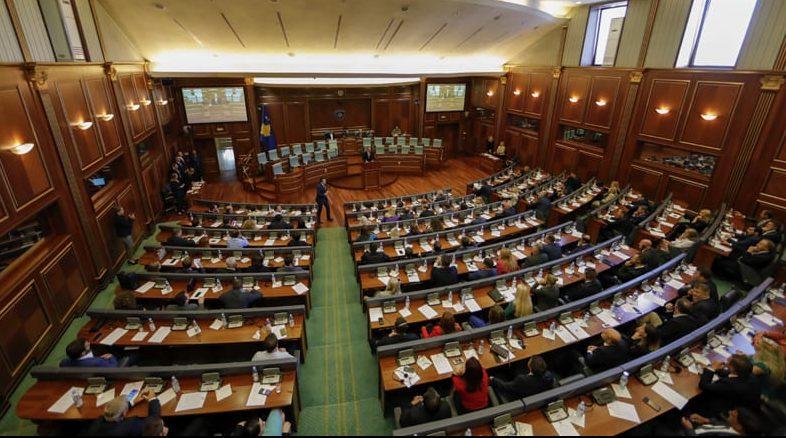 Skupština Kosova usvojila rebalans budžeta za 2021. godinu 1