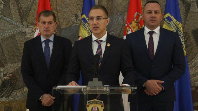 Stefanović: Uhapšeni Koluvija nije zvao ni mene ni Andreja Vučiča 1