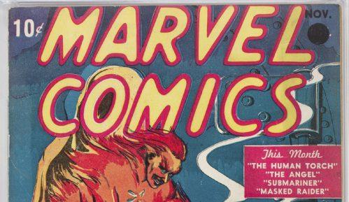Prvi Marvelov strip prodat na aukciji za rekordnu cenu 13