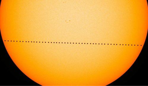 Minijaturno pomračenje Sunca 8