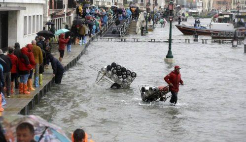 Veneciju pogodio novi talas poplava 4