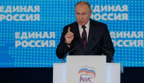Peskov: Putina je za Nobelovu nagradu na mir nominovao pisac Komkov a ne Kremlj 1