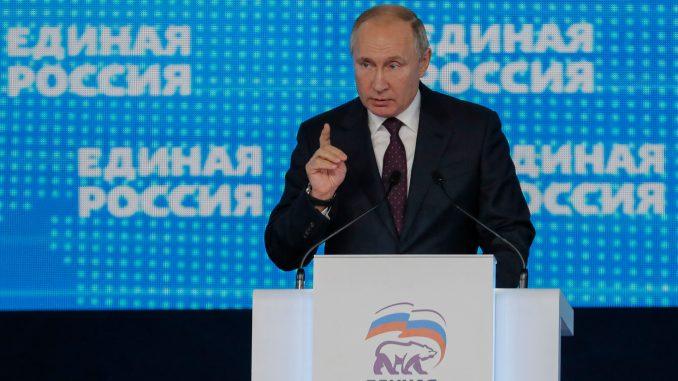 Peskov: Putina je za Nobelovu nagradu na mir nominovao pisac Komkov a ne Kremlj 4