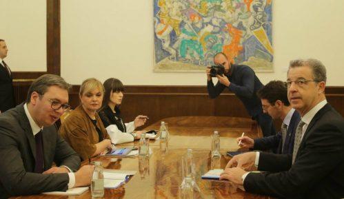 Bramerc i Vučić: Srbija će sarađivati sa Hagom uprkos neslaganjima 15