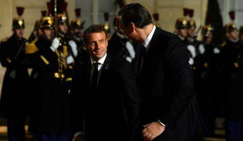 Vučić nakon sastanka sa Tačijem i Makronom: Evropa želi da ima ulogu u rešavanju kosovskog pitanja 9
