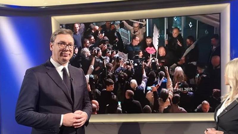 Vučić: Ništa oni meni ne mogu 1