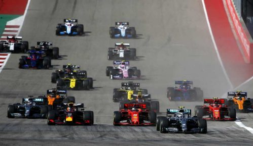 F1: Pobeda Botasa, šampionska titula za Hamiltona 12