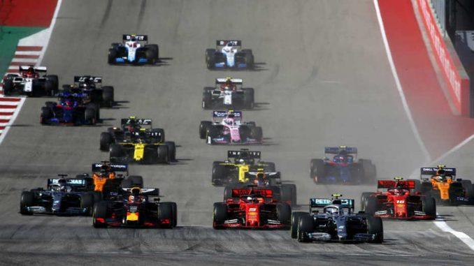 F1: Pobeda Botasa, šampionska titula za Hamiltona 3