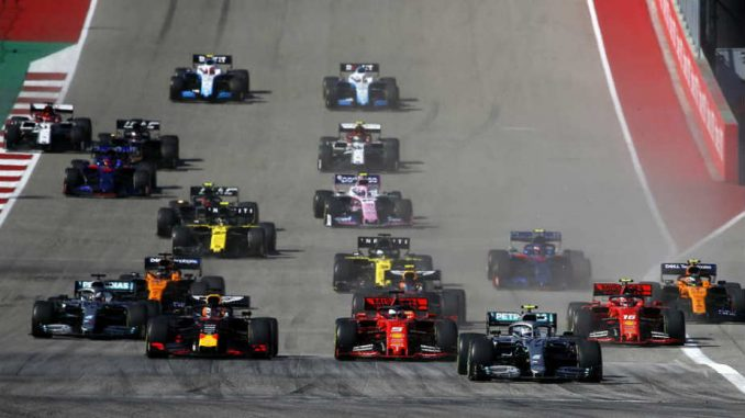 F1: Pobeda Botasa, šampionska titula za Hamiltona 1