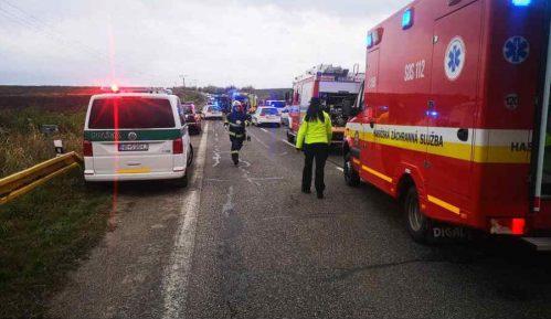 U sudaru autobusa sa srednjoškolcima i kamiona u Slovačkoj 12 mrtvih 1