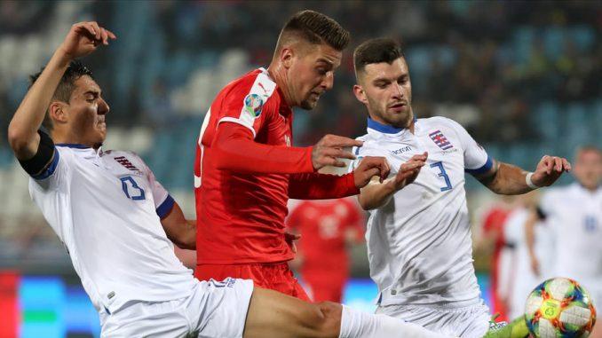 Srbija savladala Luksemburg u pretposlednjem meču kvalifikacija za EP 3