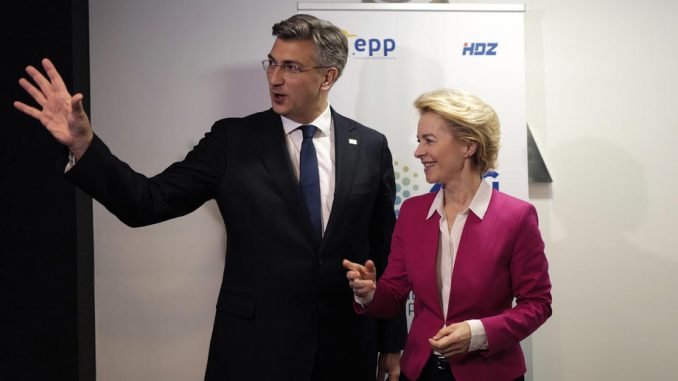 Ursula Fon der Lajen: Branićemo EU od populista 2
