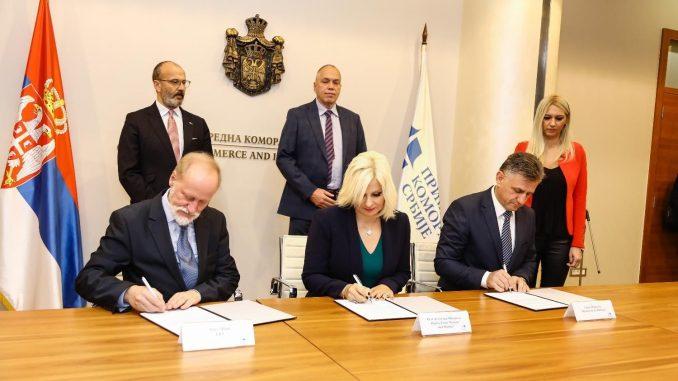 Mihajlović potpisala evropsku deklaraciju o bezbednosti železnice 2