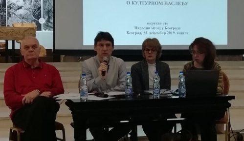 Održana javna rasprava o zakonima u oblasti kulturnih dobara 13
