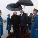 Neizvesno da li će srpske vlasti primeniti ceo paket sankcija protiv Lukašenka 5