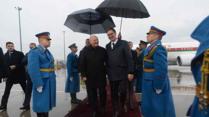 Diplomate: Vučić i Lukašenko o novim investicijama 1