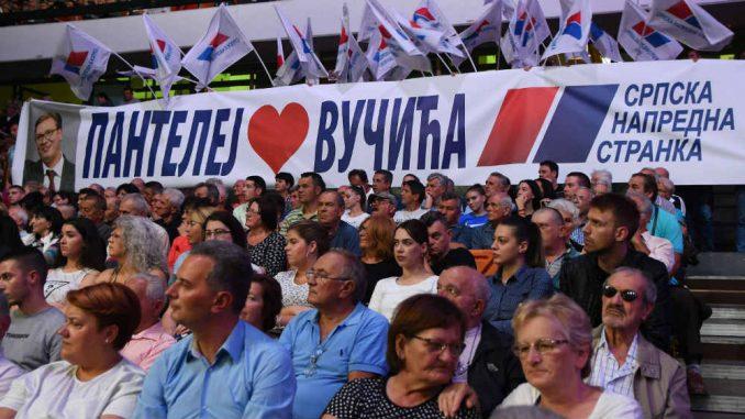 Srećko Mihailović: U Srbiji je sistem jednopartijski 1
