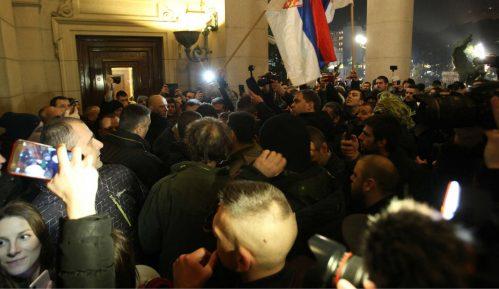 Studenti zamolili Obradovića da ne izaziva incidente 5
