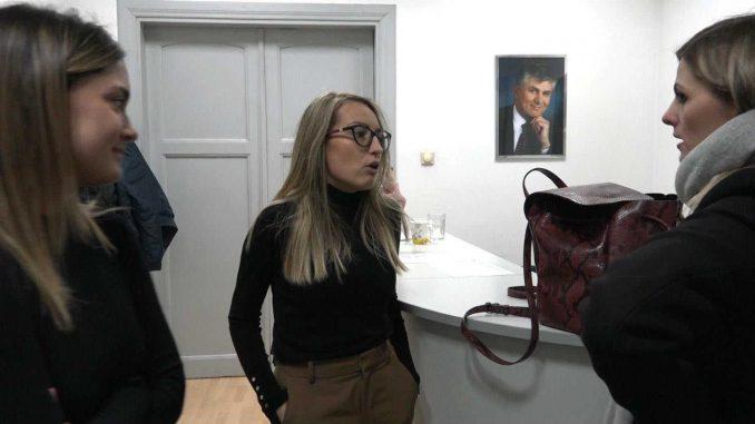 Predstavnica omladine DS: Samo smo čekali predsednika 1