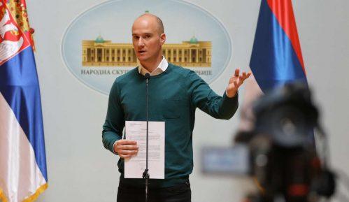 Balša Božović kažnjen sa 100.000 dinara zbog nastupa protiv nacističkog skupa 9