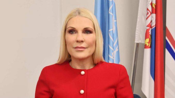 Popović-Ivković: Policija podnela 21 prijavu zbog trgovine ljudima u 2019. 2