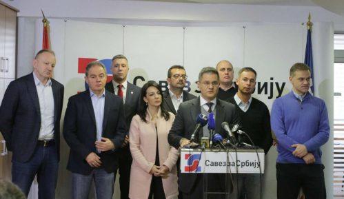 SZS: Poziv na linč Tepić, Đilasa, Jeremića, Obradovića i Aleksića 12