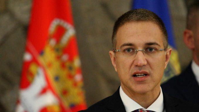 Stefanović: Nije vršen nikakav pritisak na Milenkovića, ta priča je izmišljena 2