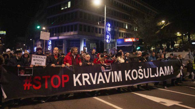 Pavićević: Fenomen da vlast protestuje protiv opozicije 1