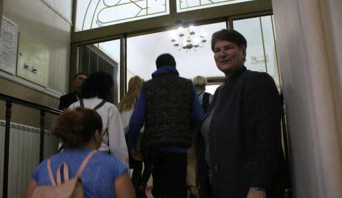 Sinod SPC i Savet PBF ignorišu rektorku 15