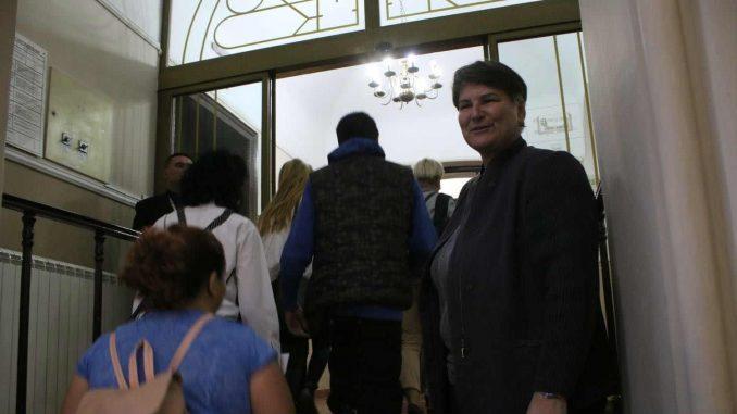 Sinod SPC i Savet PBF ignorišu rektorku 1