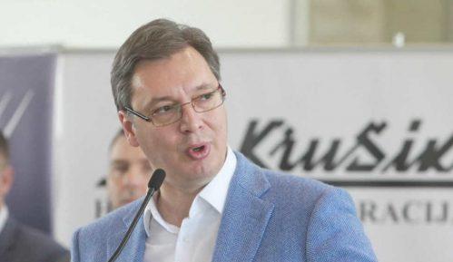 Vučić nikad čuo za Krušik 6