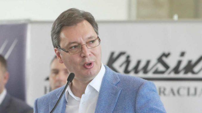 Vučić nikad čuo za Krušik 2