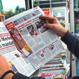 Ministarstvo osudilo naslovne strane tabloida, očekuje brzu reakciju tužilaštva 9