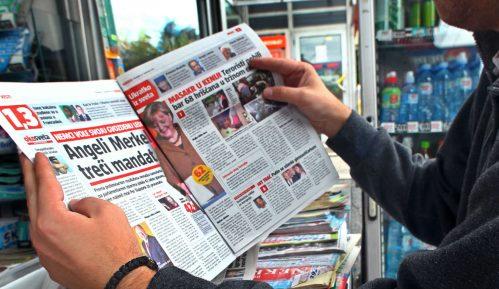 Ministarstvo osudilo naslovne strane tabloida, očekuje brzu reakciju tužilaštva 14