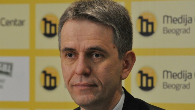 Radulović (DJB): Prava opasnost je diktatura koju uvodi Vučić 4