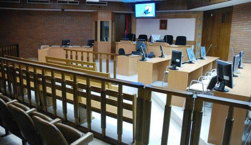 Pravosuđe do daljeg radi po vanrednom režimu 12