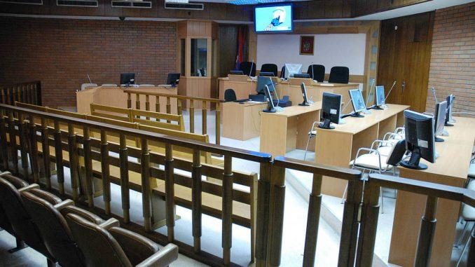 Obezbediti uslove za nezavisnost pravosuđa 2