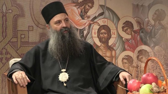 Patrijarh Porfirije: Kosovo suštinski deo Srbije, referendum održan 1389. godine 3