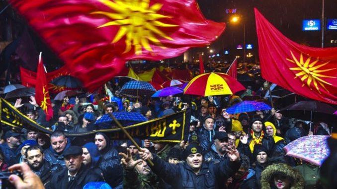 Aleksandar Makedonski bot: Tviteraški rat za dušu Makedonije 2
