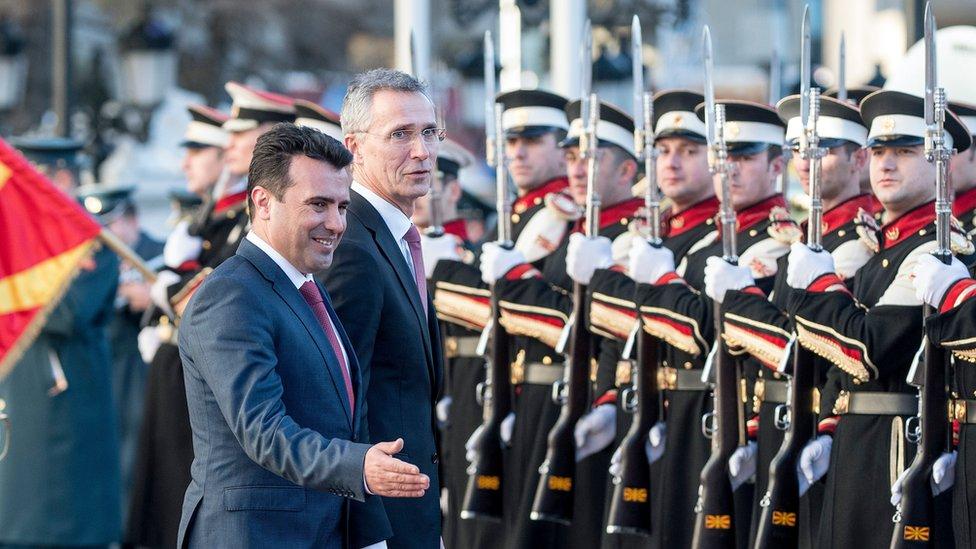 Skoplje, 18. januar 2018.