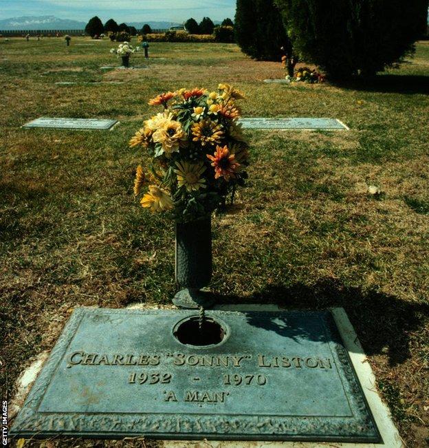 Grob Sonija Listona