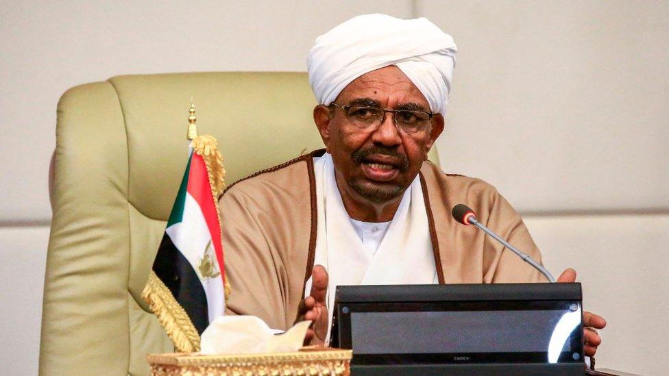 Omar Al Bašir